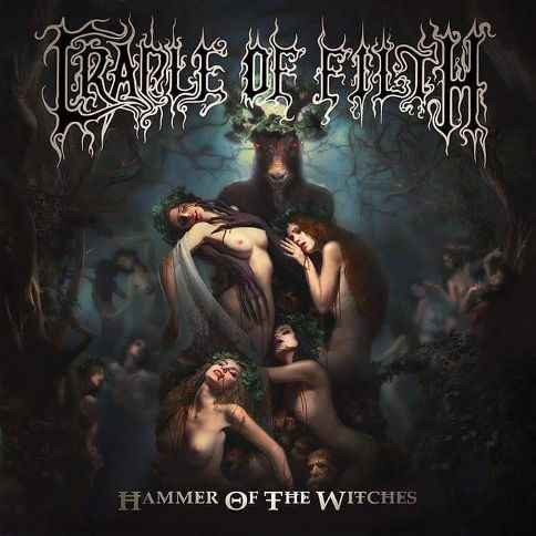 Cradle Of Filth Hammer Of The Witches484