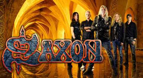 saxon band logo484