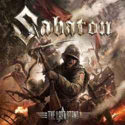 sabaton the last stand cd-500