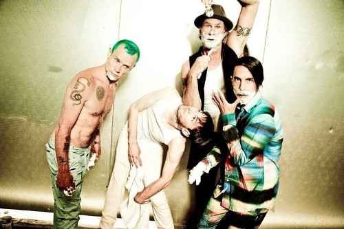 red hot chili peppers foto Ellen von Unwerth