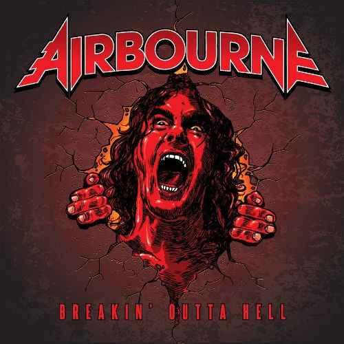 airbourne breakin outta hell