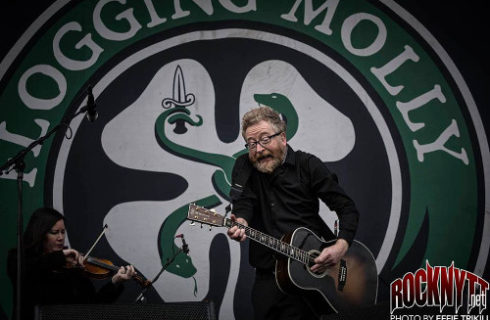 NY LÅT: Flogging Molly - The Days We've Yet To Meet