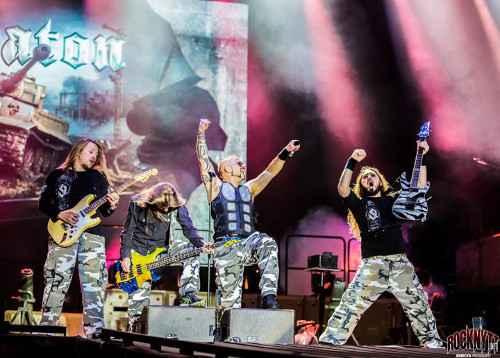Sabaton säljer ut i Luleå - Konsert uppflyttad 1