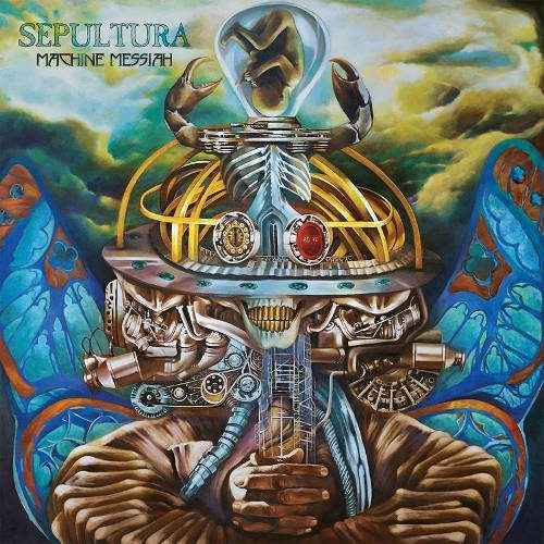 Sepultura - Machine Messiah 4
