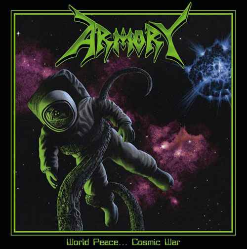 Armory - World Peace...Cosmic War