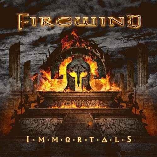 NY VIDEO: Firewind - Back On The Throne (lyric) 2