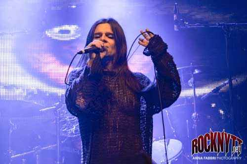 Liverecension: Life of Agony - Sticky Fingers, Göteborg 2016-12-09 1