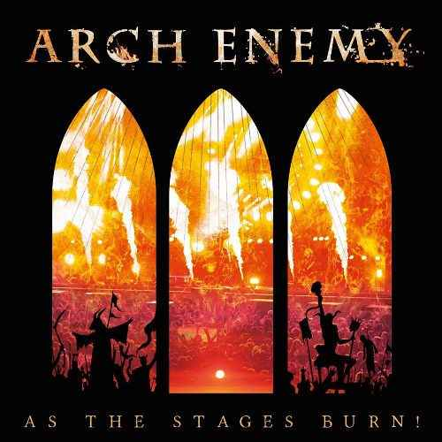 NY VIDEO: Arch Enemy - War Eternal (live) 2