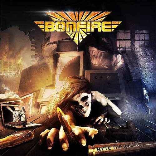 NY VIDEO: Bonfire - Reach For The Sky (Lyric) 2
