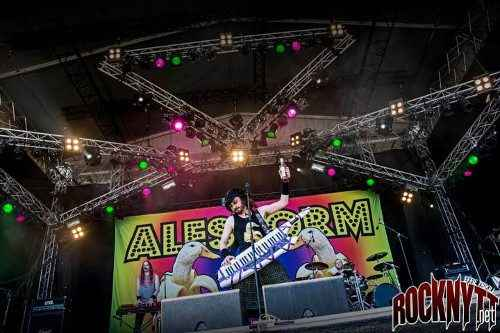 NY VIDEO: Alestorm - Mexico 1