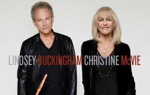 NY LÅT: Lindsey Buckingham/Christine McVie - In My World 1