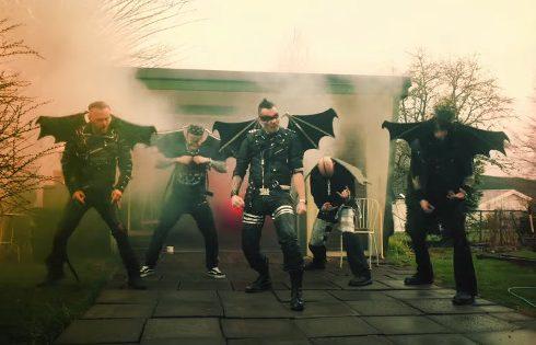 NY VIDEO: Dream Evil - Antidote