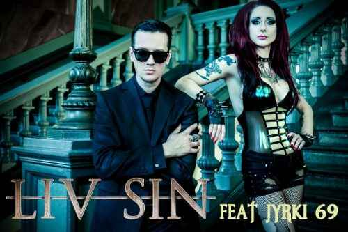NY VIDEO: Liv Sin (feat. Jyrki 69) - Immortal Sin 1