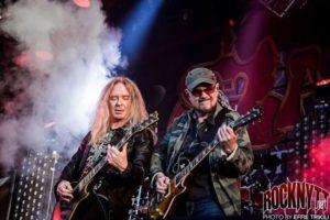 The Sounds och Saxon klara till Gröna Lunds konsertsommar