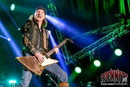 Running Wild – Liverecension Sweden Rock Festival 2017-06-09