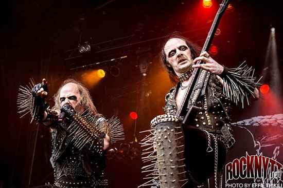 Nifelheim – Liverecension Sweden Rock Festival 2017-06-08