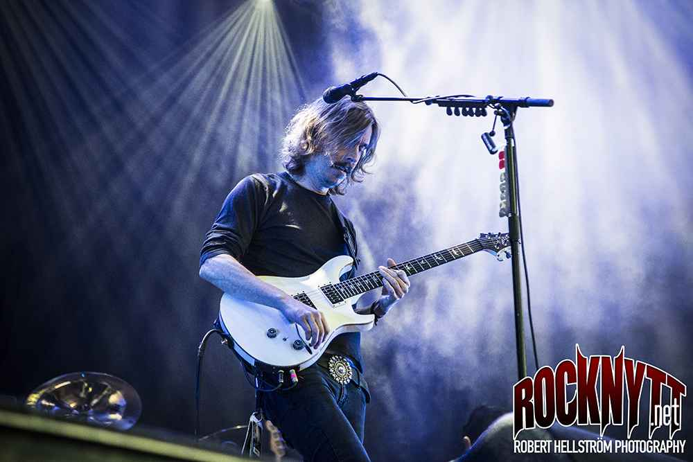 2017-07-15 OPETH - Gefle Metal Festival 2017
