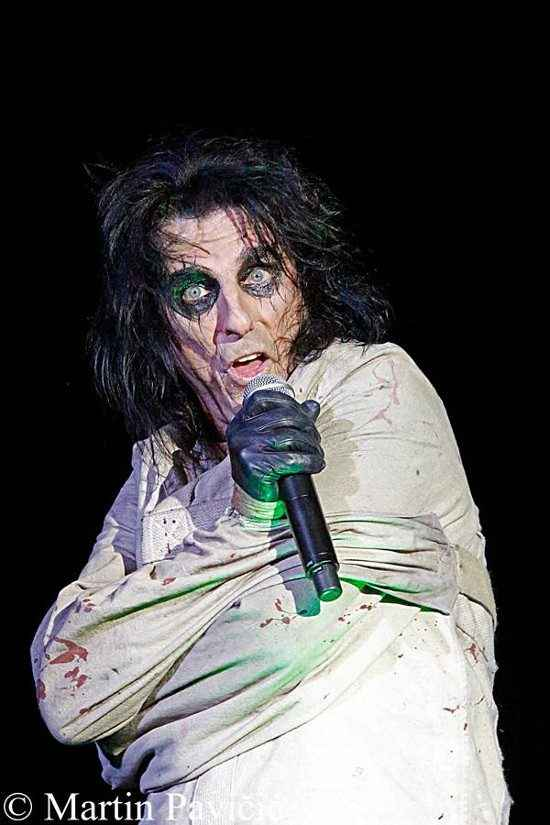 Liverecension: Alice Cooper - Liseberg 2017-07-26 3