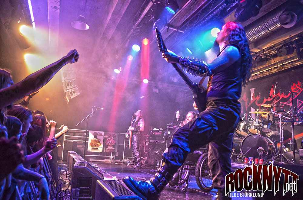 2017-08-17 POSSESSED – Kraken, Stockholm
