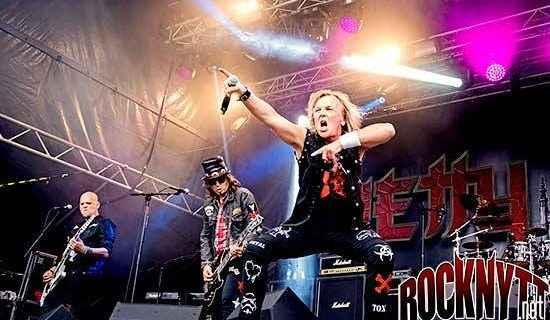 Liverecension: Pretty Maids - Skogsröjet 2017-08-05