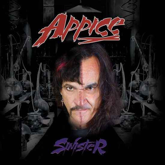 NY VIDEO: Appice - Sinister (Lyric) 1