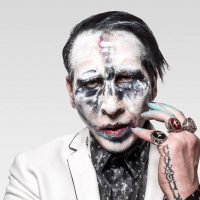 NY VIDEO: Marilyn Manson- God's Gonna Cut You Down