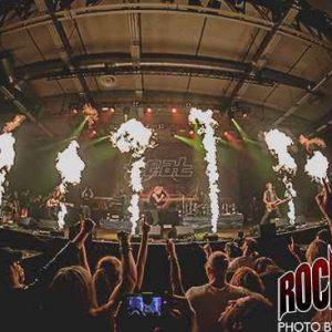 Liverecension: Rocktoberfest - Annexet, Stockholm 2017-10-27