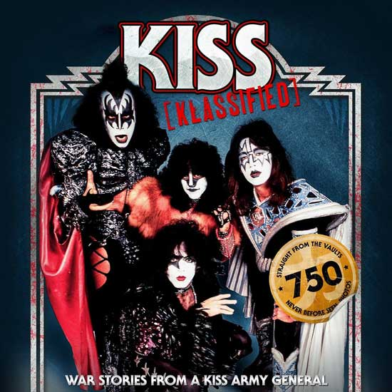 Bokrecension: Kiss Klassified - War Stories from a Kiss Army General
