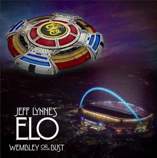 ELO:s hyllade Wembley-konsert blir film 1