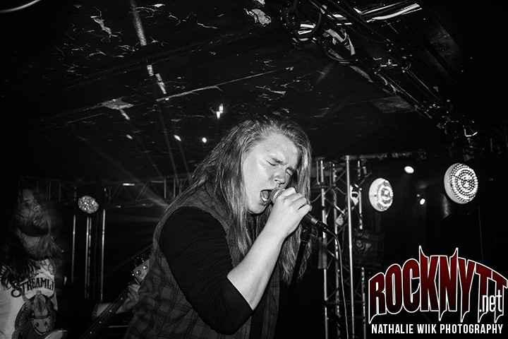 2017-11-24 STREAMLINE - Backstage Rockbar Trollhättan