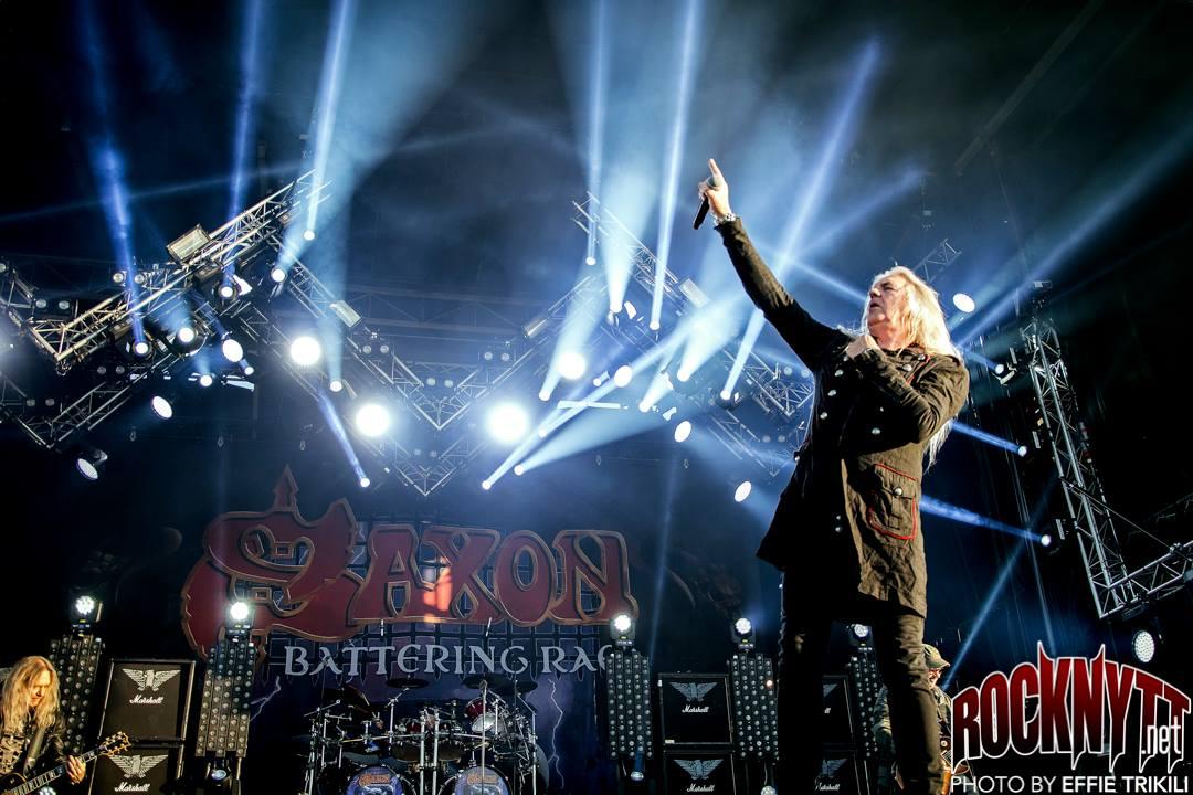 Saxon släpper nytt album