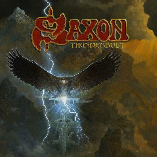 Saxon släpper nytt album 1