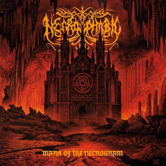 Necrophobic släpper nytt album 1