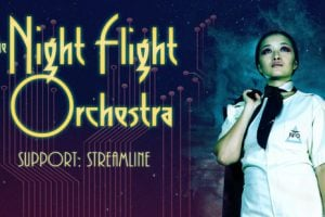 The Night Flight Orchestra spelar i Göteborg