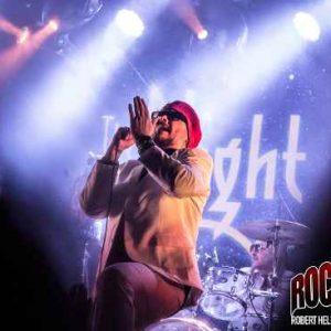 Liverecension: The Night Flight Orchestra + Streamline, Sticky Fingers 2017-12-22
