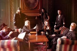 NY VIDEO: Therion - Night Reborn (Lyric)