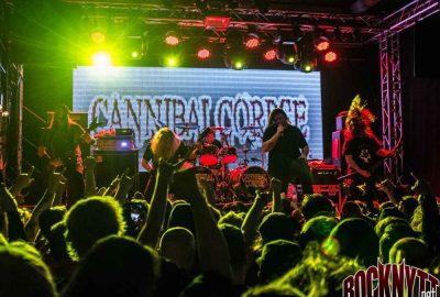 2018-02-11 CANNIBAL CORPSE - Sticky Fingers Göteborg