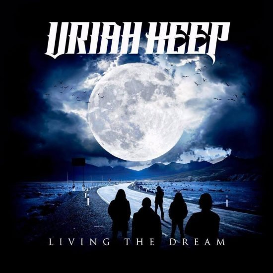 Uriah Heep Living The Dream