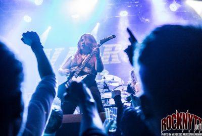 2018-03-02 VA ROCKS - Sticky Fingers Göteborg