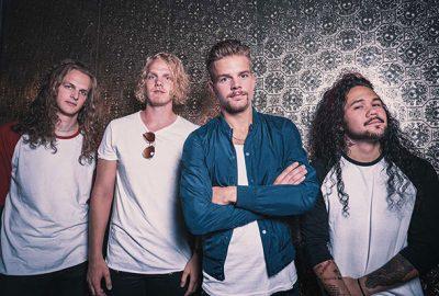 Inför Sweden Rock 2018: Intervju med Gain Eleven