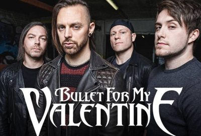 NY VIDEO: Bullet For My Valentine - Not Dead Yet