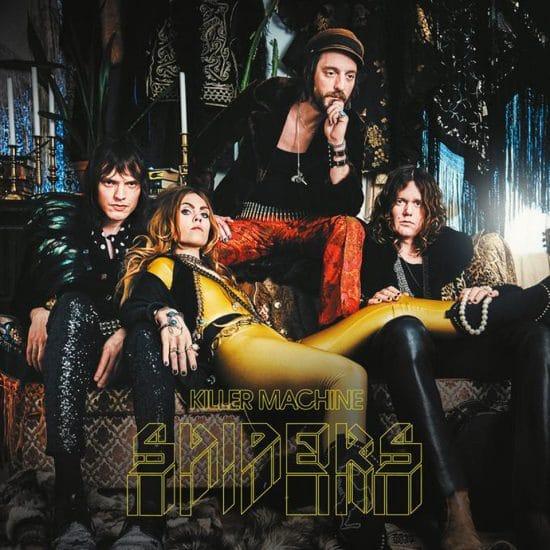 Spiders – Killer Machine