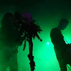 Liverecension: Gutter Instinct + Grift + Svederna, Plan B, Malmö 2018-05-18