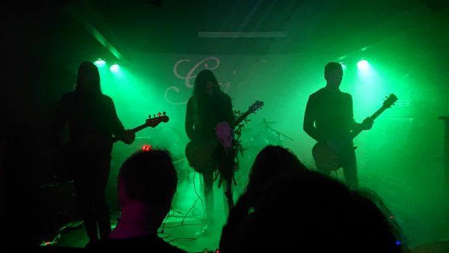 Liverecension: Gutter Instinct + Grift + Svederna, Plan B, Malmö 2018-05-18 2