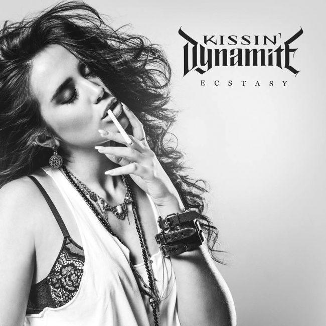 NY LÅT: Kissin' Dynamite - Ecstasy 1