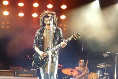 Lenny Kravitz släpper nytt album