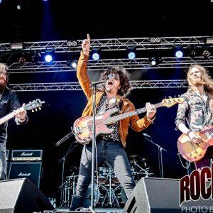 Liverecension: Brian Downey's Alive And Dangerous - Sweden Rock Festival 2018-06-06