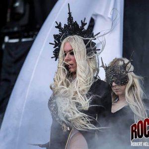 Liverecension: In This Moment - Sweden Rock Festival 2018-06-07