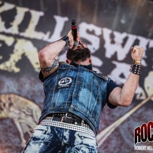 Liverecension: Killswitch Engage - Sweden Rock Festival 2018-06-07