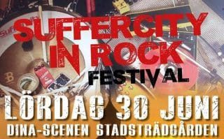 suffercity in rock 2018 omslagsbild